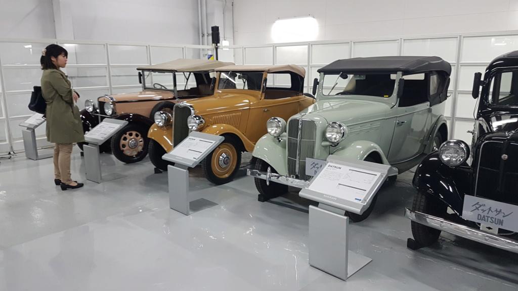 Zama - Musée Nissan - 20180412