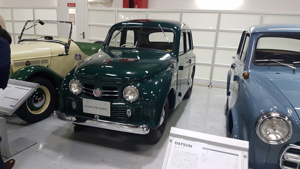 Zama - Musée Nissan - - Page 2 20180419