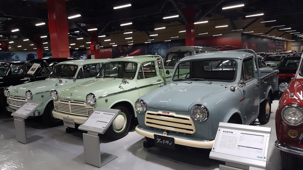 Zama - Musée Nissan - - Page 2 20180424