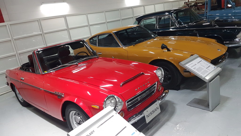 Zama - Musée Nissan - - Page 2 20180452