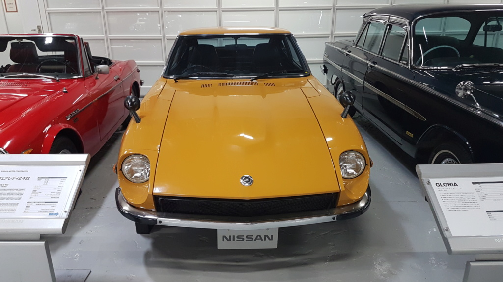 Zama - Musée Nissan - - Page 2 20180456
