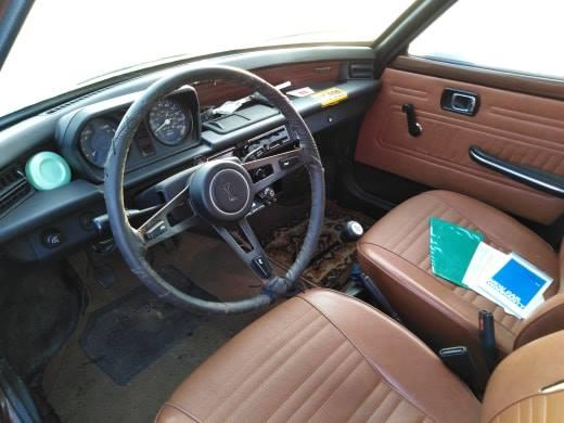 Enfin j'en ai une .. Honda CIVIC SB1 de 1977 1ère génération - Page 2 54419110