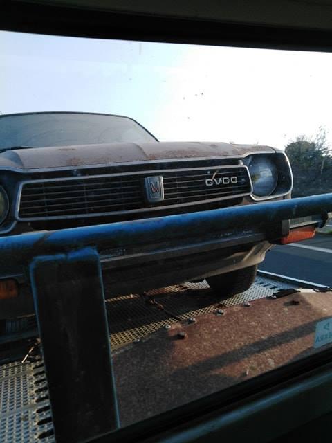 Enfin j'en ai une .. Honda CIVIC SB1 de 1977 1ère génération - Page 2 54432710