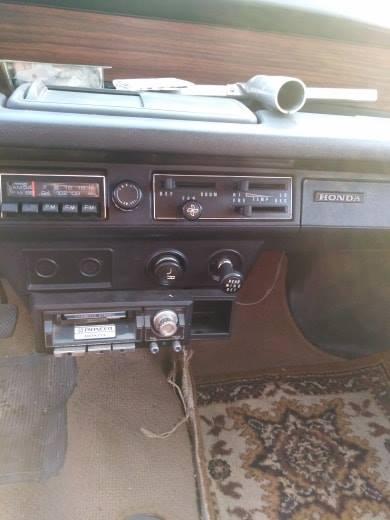 Enfin j'en ai une .. Honda CIVIC SB1 de 1977 1ère génération - Page 2 54518310