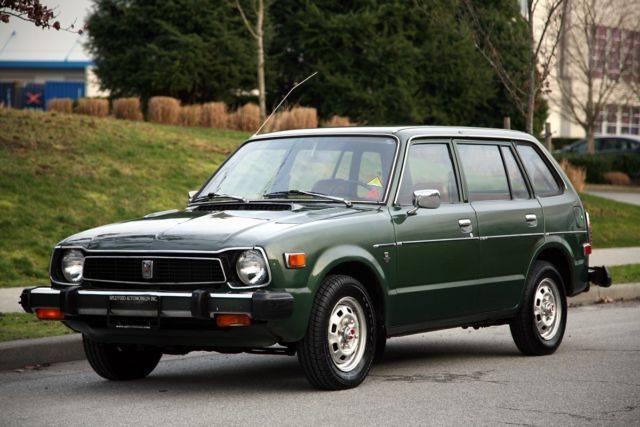 Enfin j'en ai une .. Honda CIVIC SB1 de 1977 1ère génération - Page 2 54524610
