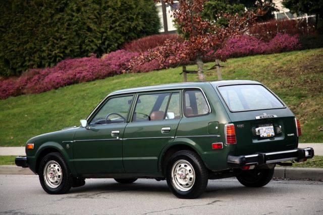 Enfin j'en ai une .. Honda CIVIC SB1 de 1977 1ère génération - Page 2 55465010