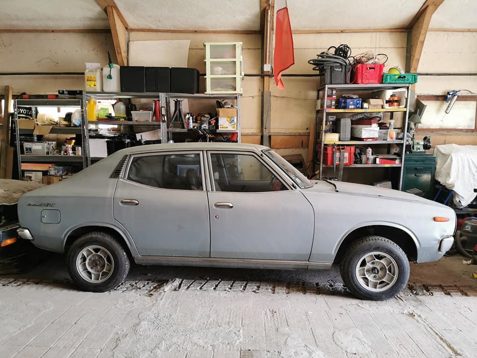 Datsun Cherry 120-A FII sedan et coupé 72178210