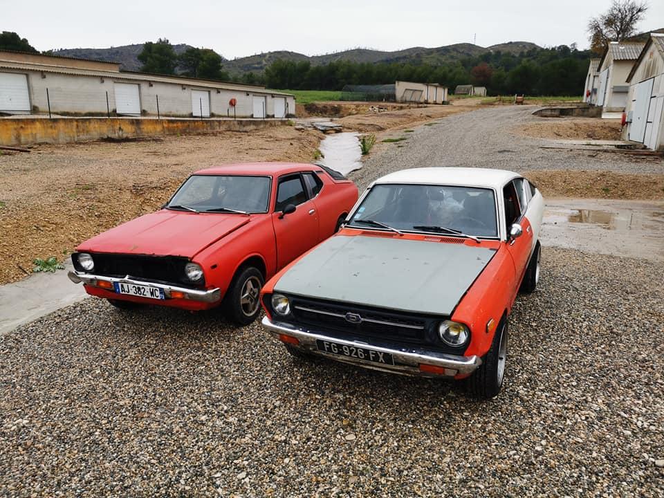Datsun Cherry 120-A FII sedan et coupé 73281610