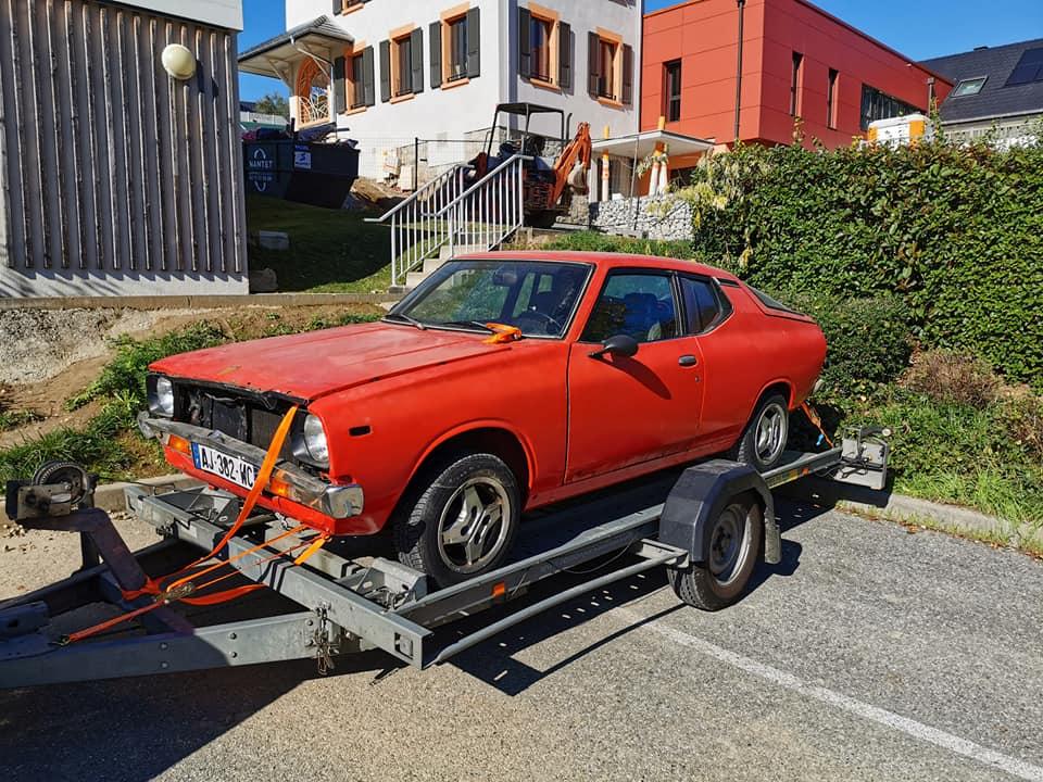Datsun Cherry 120-A FII sedan et coupé 74300710