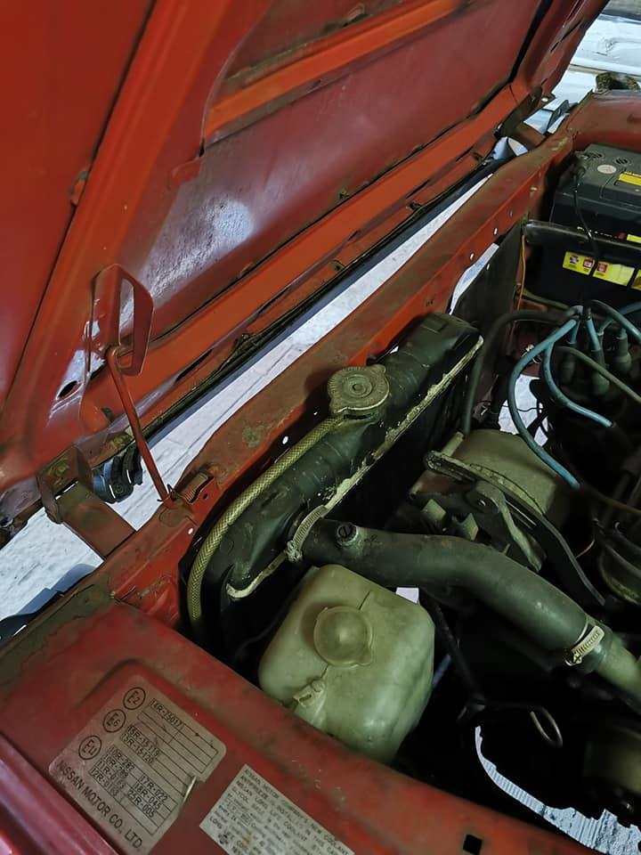 Datsun Cherry 120-A FII sedan et coupé 74388810