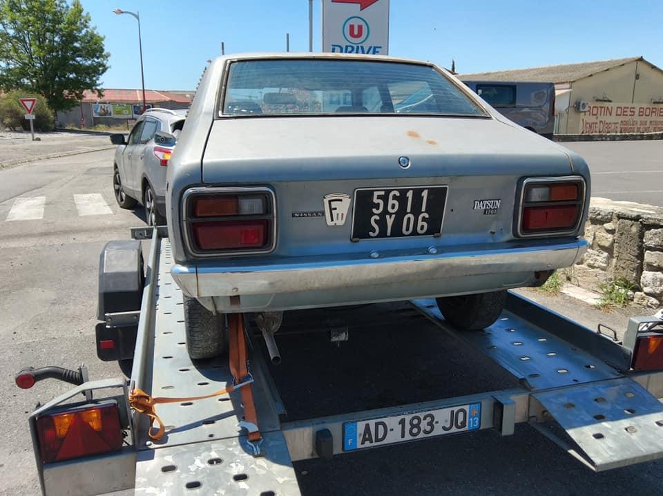 Datsun Cherry 120-A FII sedan et coupé 75543510