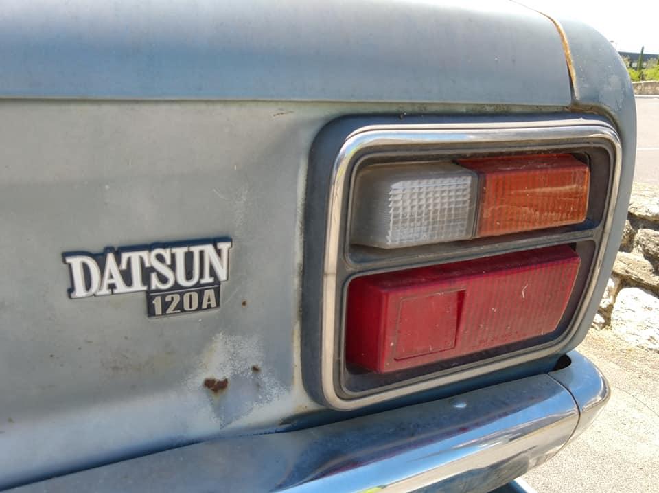 Datsun Cherry 120-A FII sedan et coupé 75653210