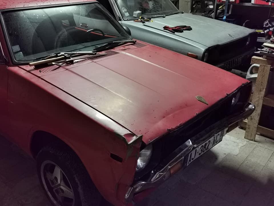 Datsun Cherry 120-A FII sedan et coupé 76697310