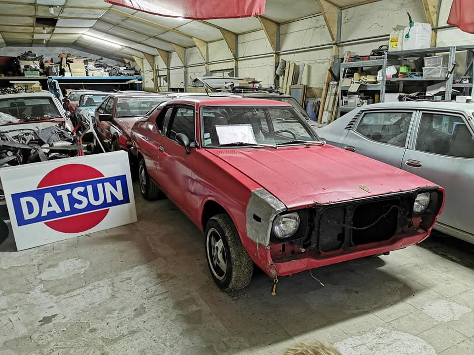 Datsun Cherry 120-A FII sedan et coupé 80551810
