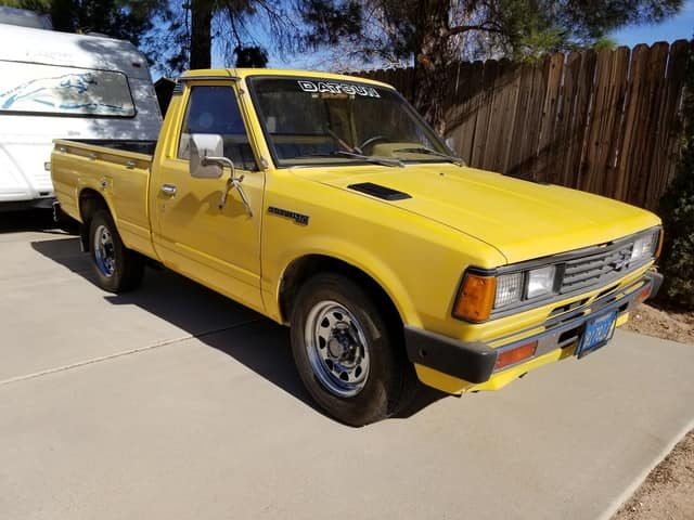 DATSUN PICK UP 720  2WD Version US 2.4L es de 1984  - Page 2 90354710