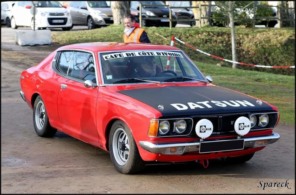 DATSUN 180 B Ex usine  Fb_img16
