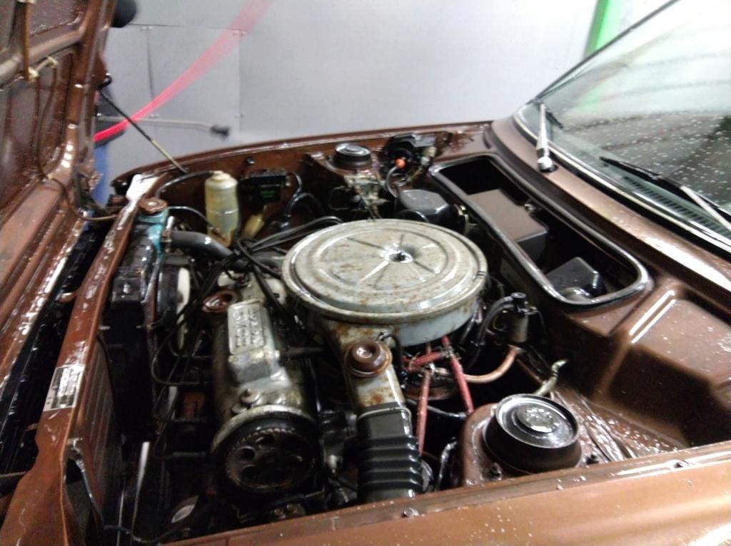 Enfin j'en ai une .. Honda CIVIC SB1 de 1977 1ère génération - Page 2 Img_2113