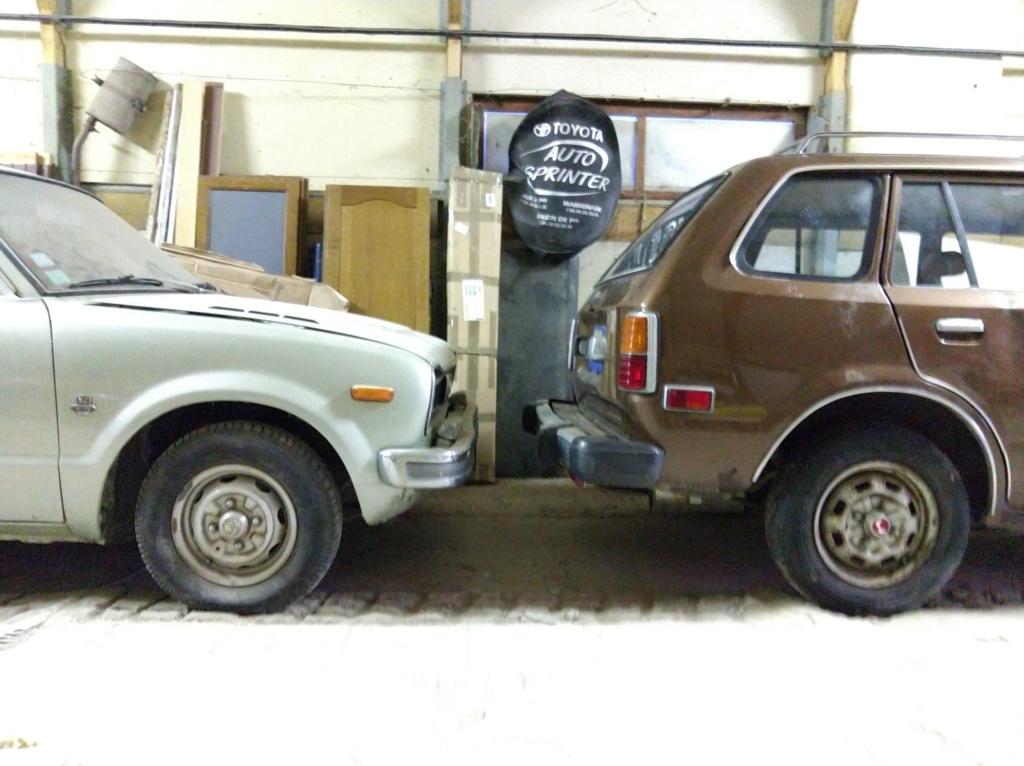 Enfin j'en ai une .. Honda CIVIC SB1 de 1977 1ère génération - Page 3 Img_2119