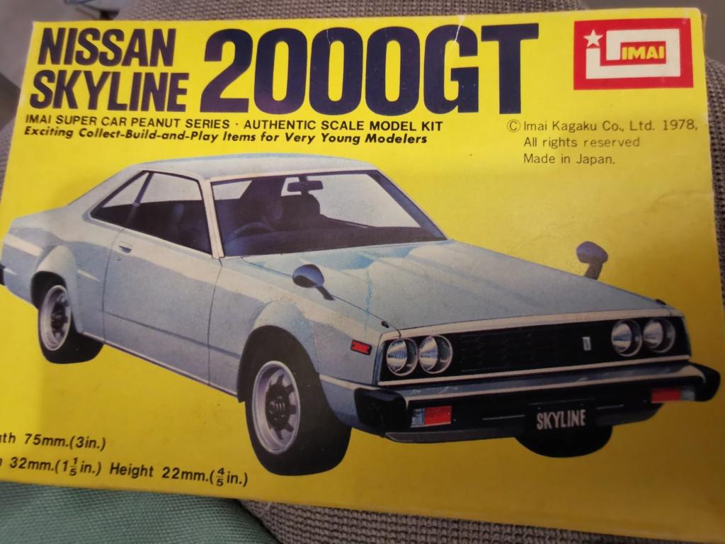 Rare Nissan Skyline 200GT 1/50e Img_2157