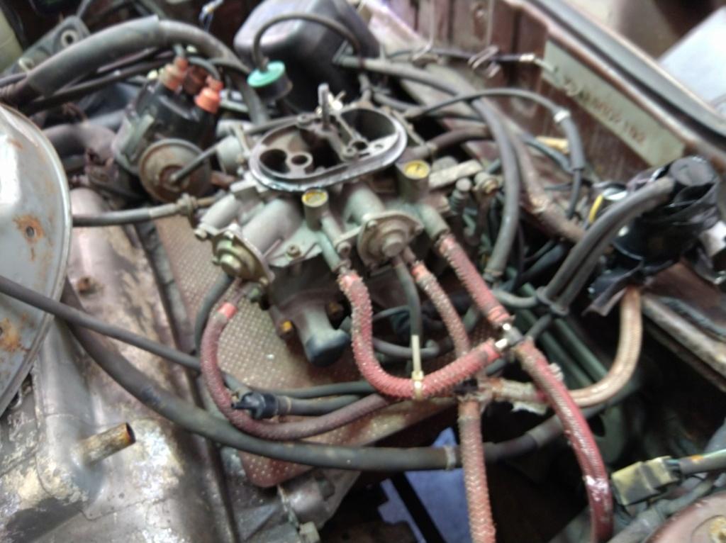 Enfin j'en ai une .. Honda CIVIC SB1 de 1977 1ère génération - Page 3 Img_2180