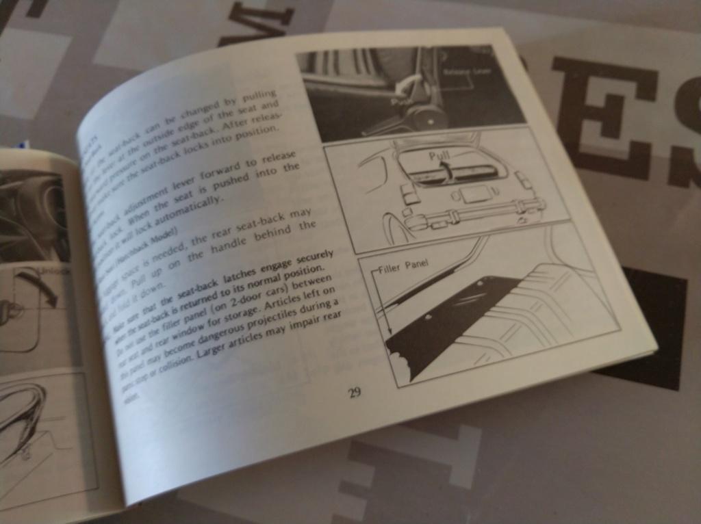 Enfin j'en ai une .. Honda CIVIC SB1 de 1977 1ère génération - Page 3 Img_2183