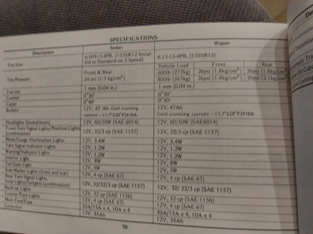 Enfin j'en ai une .. Honda CIVIC SB1 de 1977 1ère génération - Page 3 Img_2186