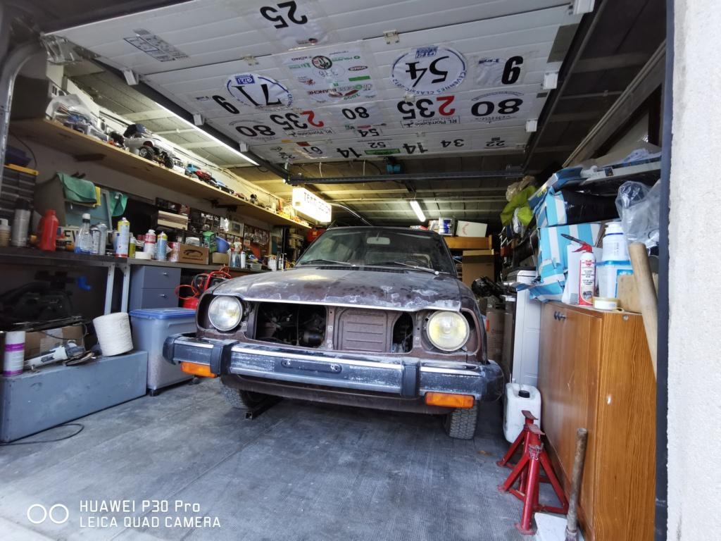 Enfin j'en ai une .. Honda CIVIC SB1 de 1977 1ère génération - Page 3 Img_2196