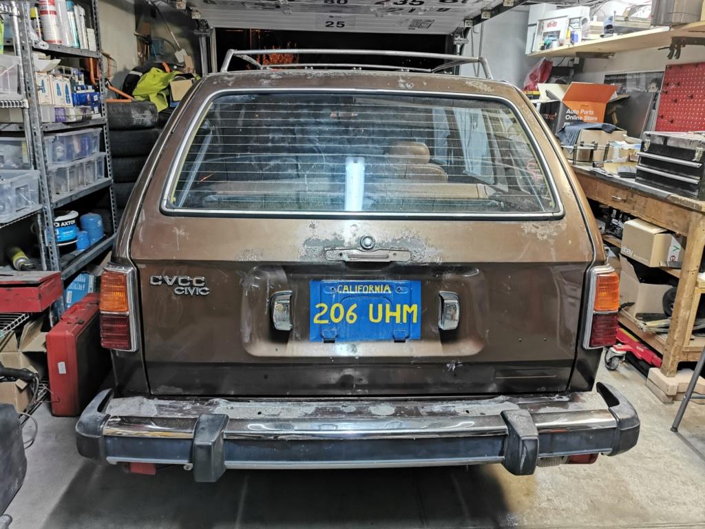 Enfin j'en ai une .. Honda CIVIC SB1 de 1977 1ère génération - Page 3 Img_2199