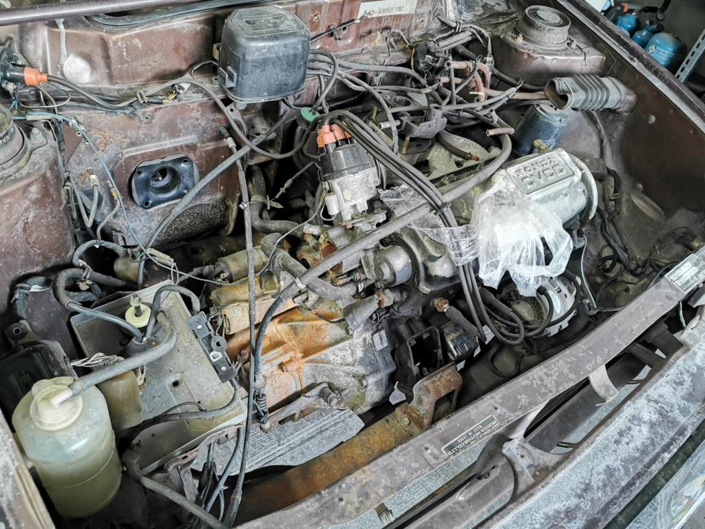 Enfin j'en ai une .. Honda CIVIC SB1 de 1977 1ère génération - Page 3 Img_2202