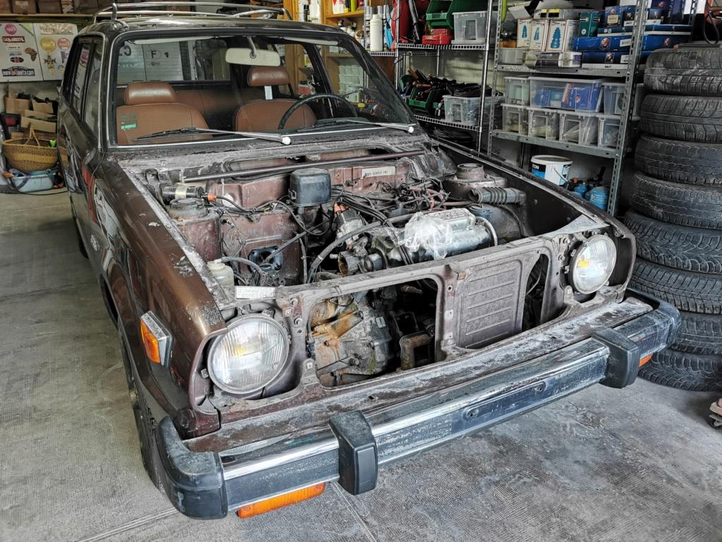 Enfin j'en ai une .. Honda CIVIC SB1 de 1977 1ère génération - Page 3 Img_2203