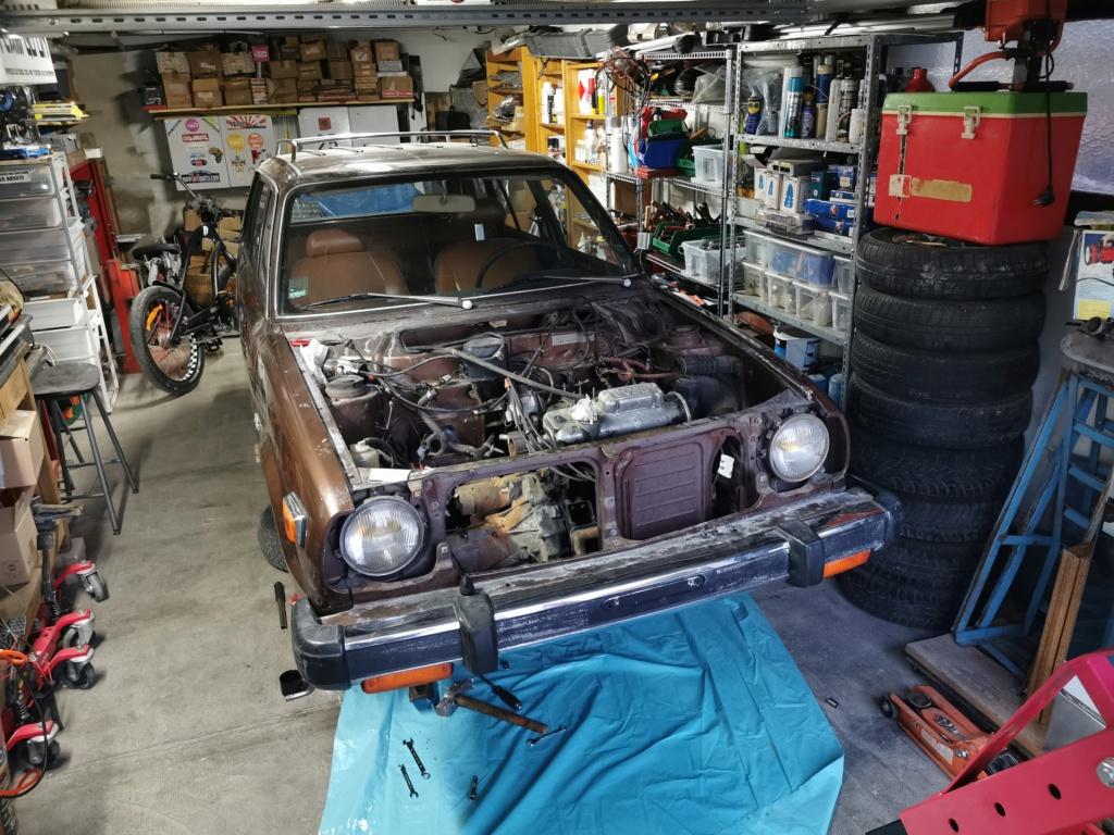 Enfin j'en ai une .. Honda CIVIC SB1 de 1977 1ère génération - Page 3 Img_2205