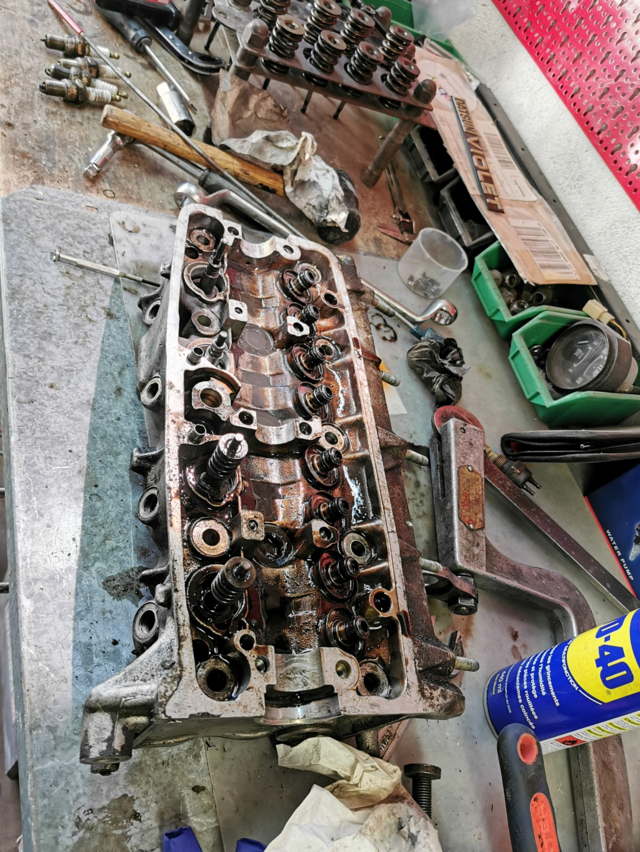 Enfin j'en ai une .. Honda CIVIC SB1 de 1977 1ère génération - Page 3 Img_2235