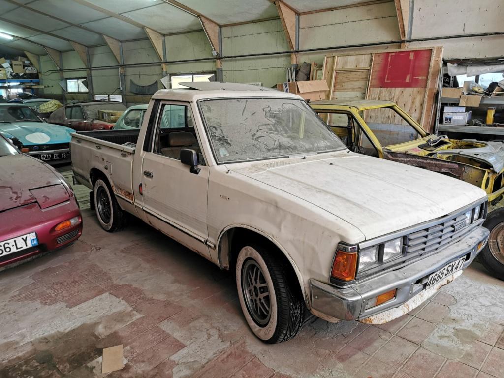 DATSUN PICK UP 720  2WD Version US 2.4L es de 1984  - Page 3 Img_2293