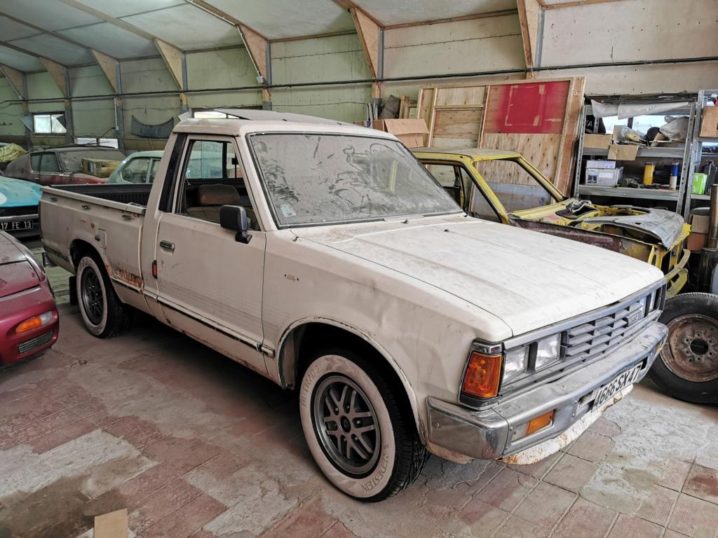 DATSUN PICK UP 720  2WD Version US 2.4L es de 1984  - Page 3 Img_2294