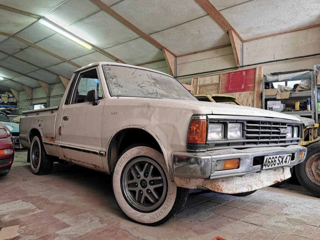 DATSUN PICK UP 720  2WD Version US 2.4L es de 1984  - Page 3 Img_2295