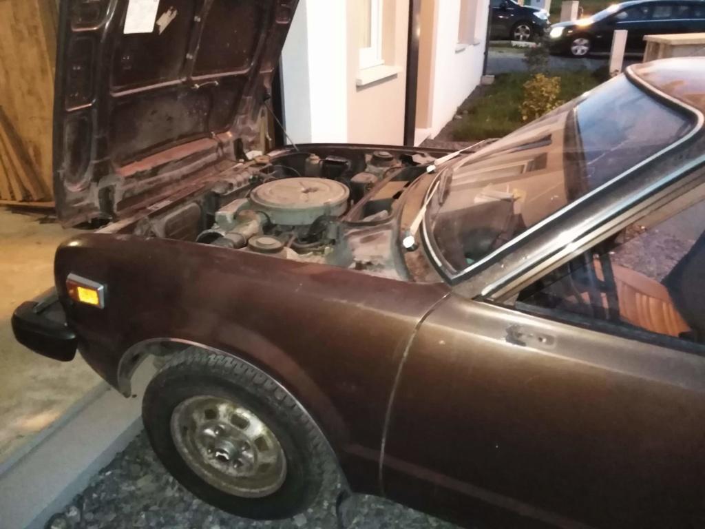 Enfin j'en ai une .. Honda CIVIC SB1 de 1977 1ère génération - Page 2 Receiv11