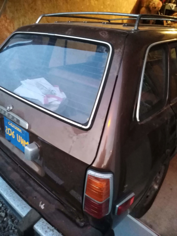 Enfin j'en ai une .. Honda CIVIC SB1 de 1977 1ère génération - Page 2 Receiv14