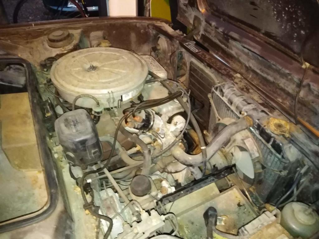 Enfin j'en ai une .. Honda CIVIC SB1 de 1977 1ère génération - Page 2 Receiv24
