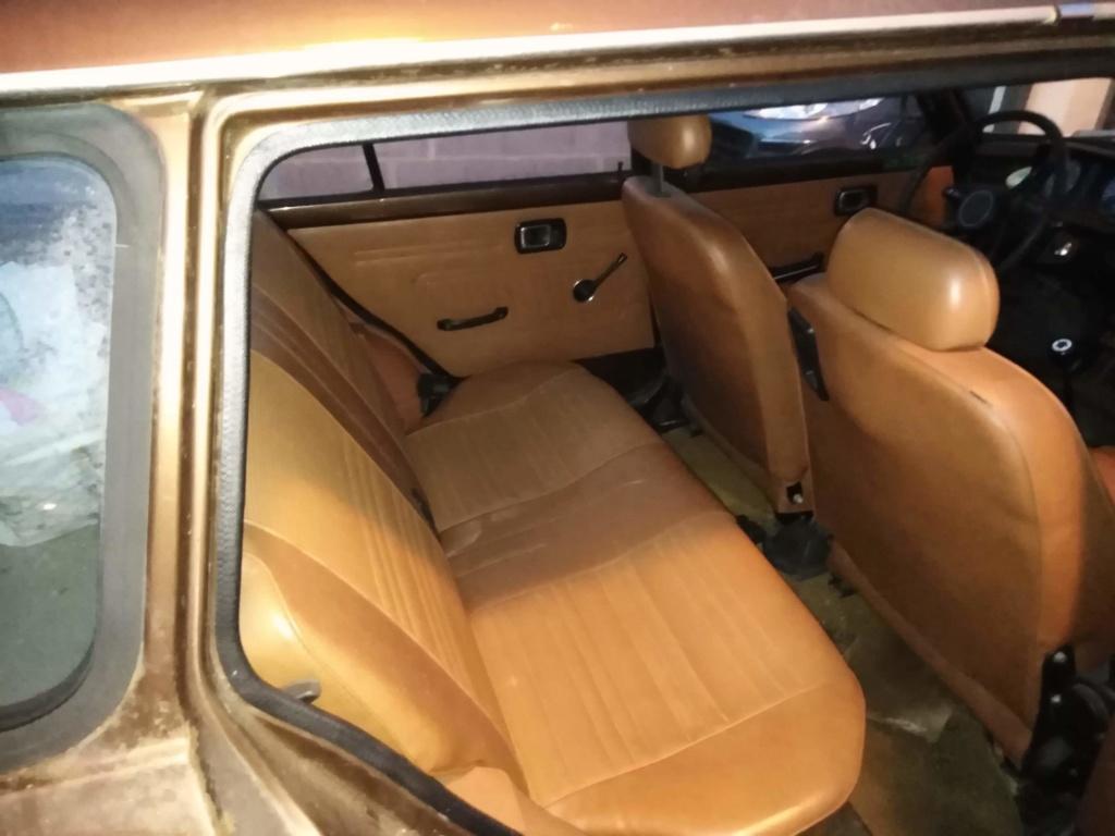 Enfin j'en ai une .. Honda CIVIC SB1 de 1977 1ère génération - Page 2 Receiv25