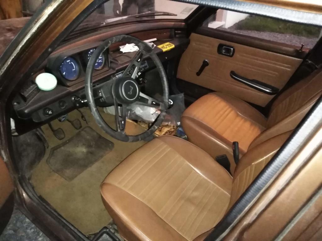 Enfin j'en ai une .. Honda CIVIC SB1 de 1977 1ère génération - Page 2 Receiv26