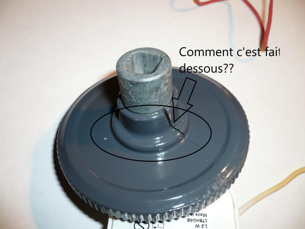 Refabrication pièces en bakélite  P1000910