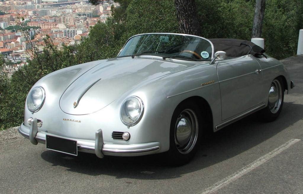 Porsche 356 Speedster 1600 Karrosserie Reutter Porsch36