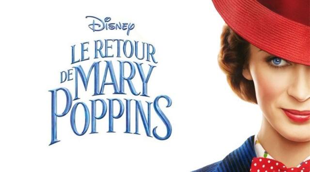 Le retour de Mary Poppins  Sortie le 19 décembre 2018 Lereto10