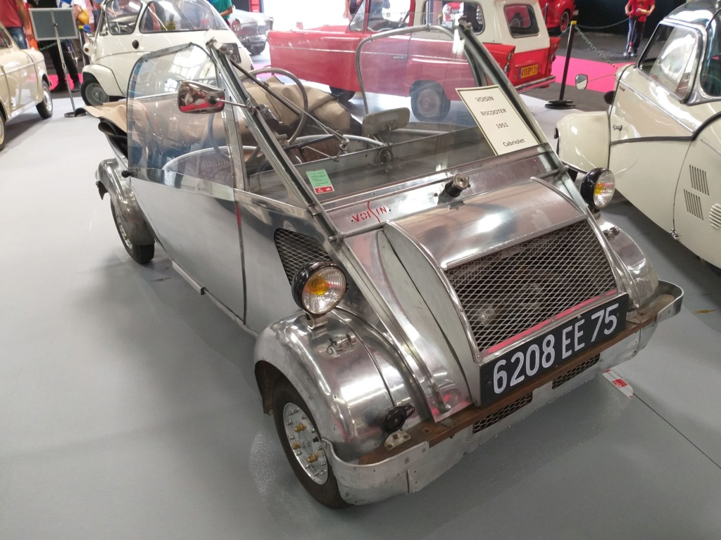 Salon de l'auto-Classic à Toulouse au parc des expositions 20190910