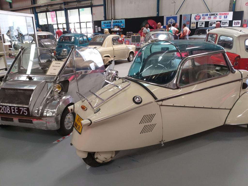 Salon de l'auto-Classic à Toulouse au parc des expositions 20190911