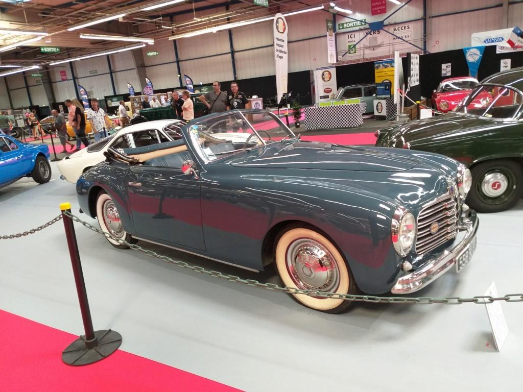 Salon de l'auto-Classic à Toulouse au parc des expositions 20190912