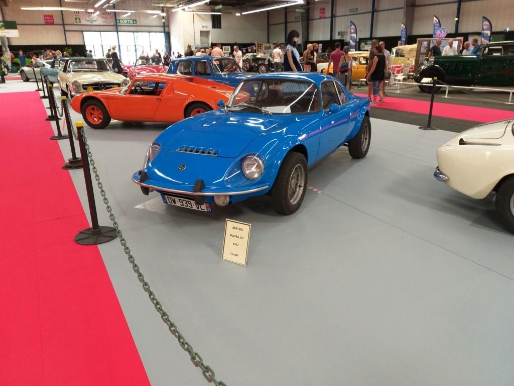 Salon de l'auto-Classic à Toulouse au parc des expositions 20190916
