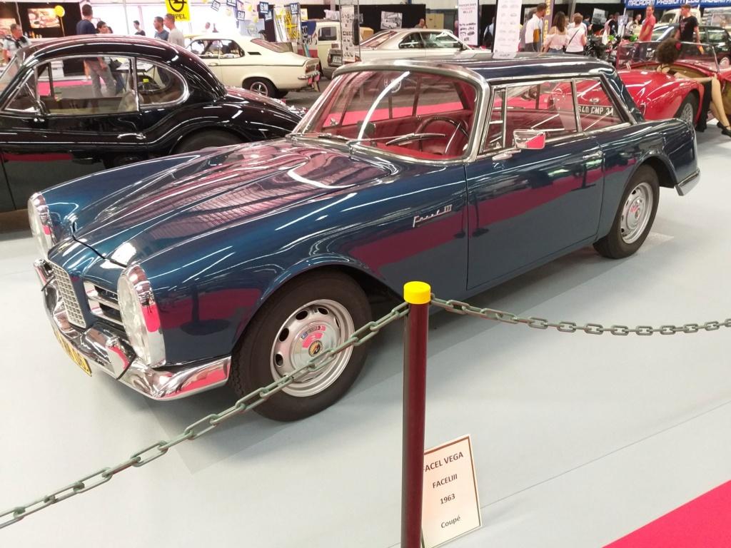 Salon de l'auto-Classic à Toulouse au parc des expositions 20190917