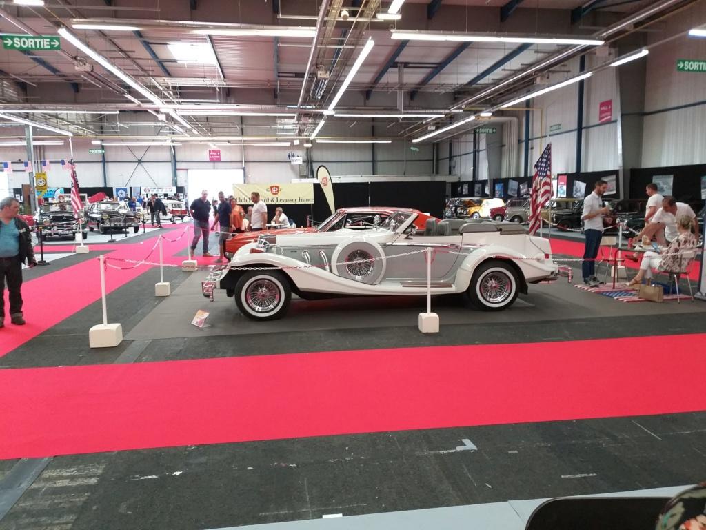 Salon de l'auto-Classic à Toulouse au parc des expositions 20190918