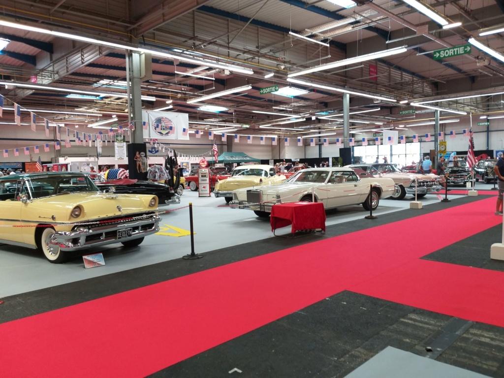 Salon de l'auto-Classic à Toulouse au parc des expositions 20190919